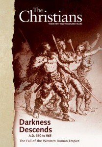 Darkness Descends book