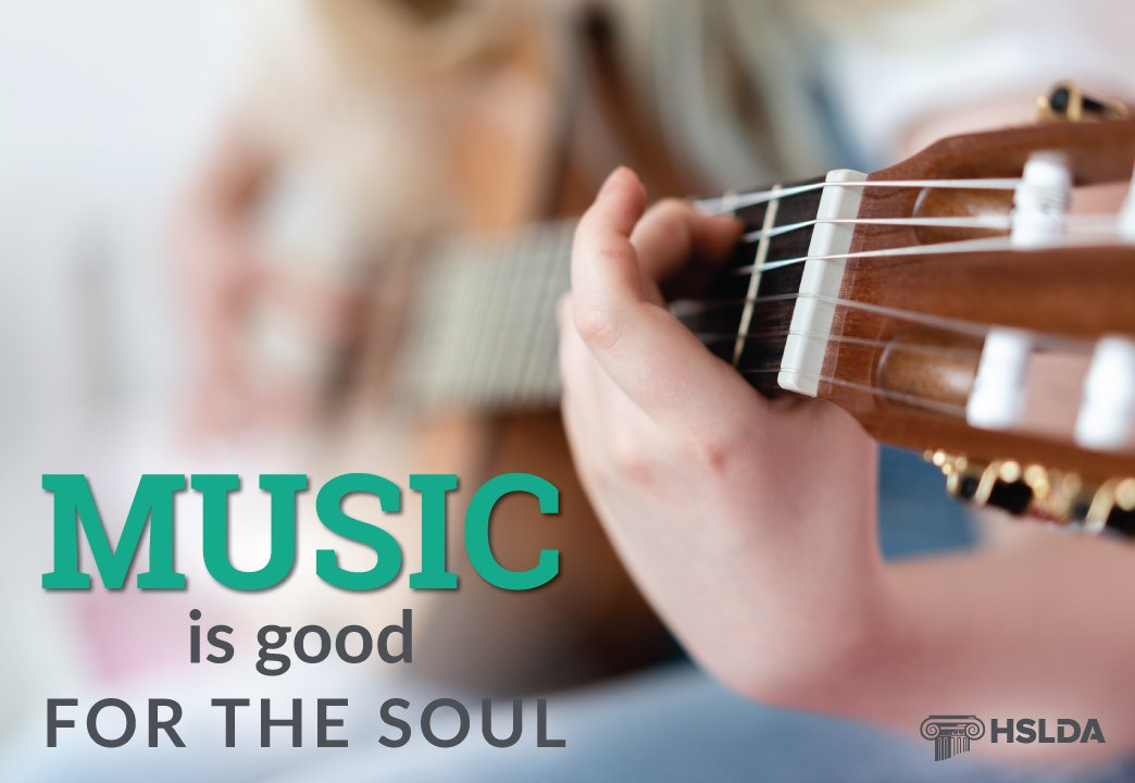 Music is Good for the Soul