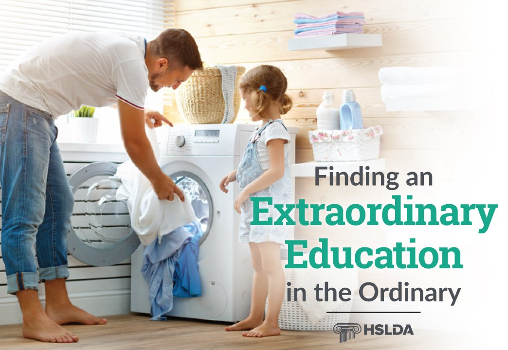 Finding an Extraordinary Education in the Ordinary