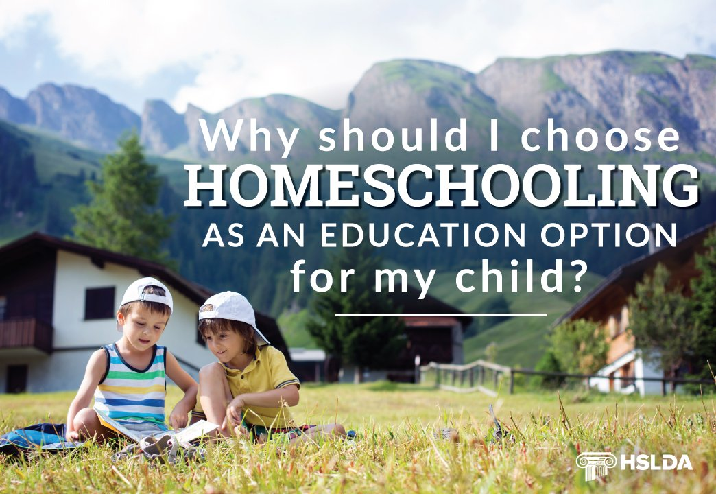 Why Choose Homeschooling?
