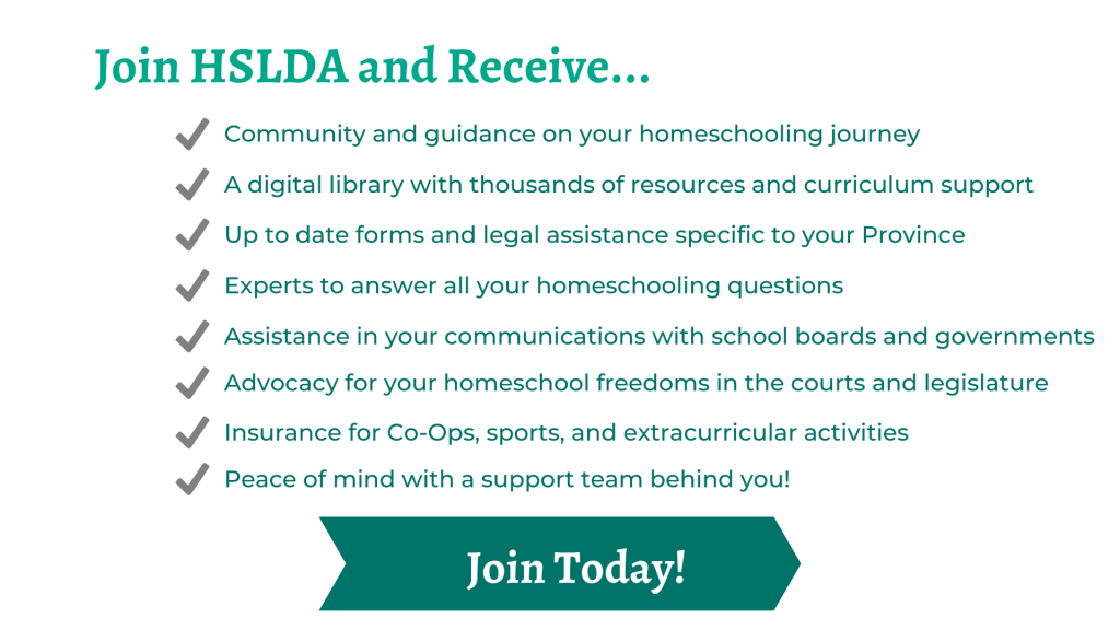 Join HSLDA today